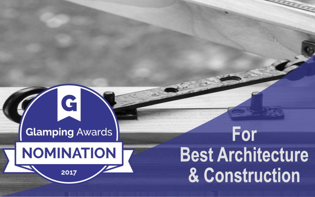 Glamping Awards Nomination