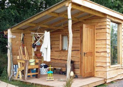 Wagtail Cabin